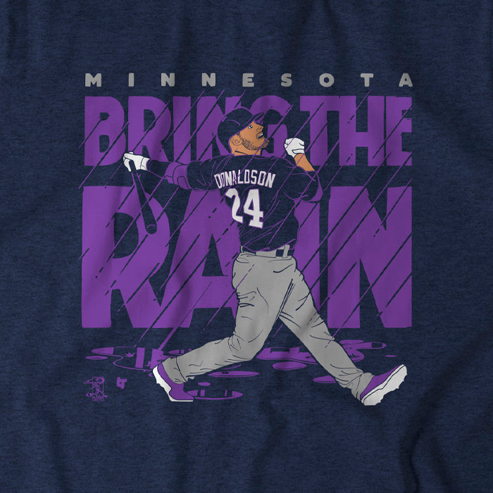 Bring the (Purple) Rain