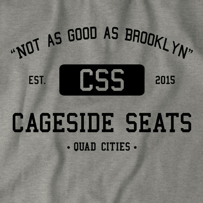 Cageside Seats - BreakingT