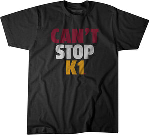 Can't Stop K1