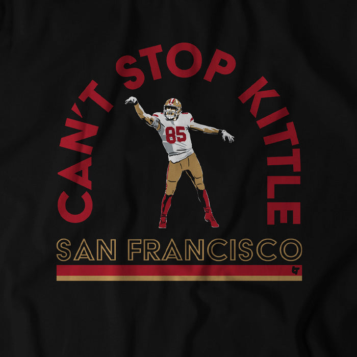 Can't Stop Kittle