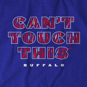 Can't Touch This Buffalo