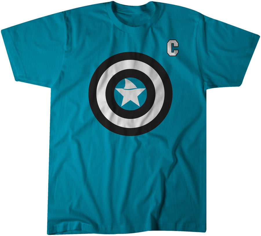 Captain Pavelski - BreakingT