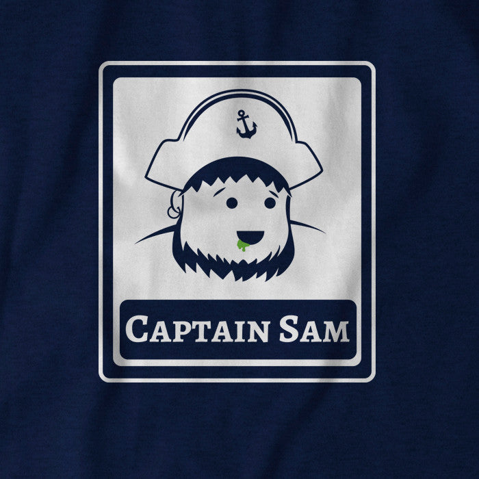 Captain Sam - BreakingT