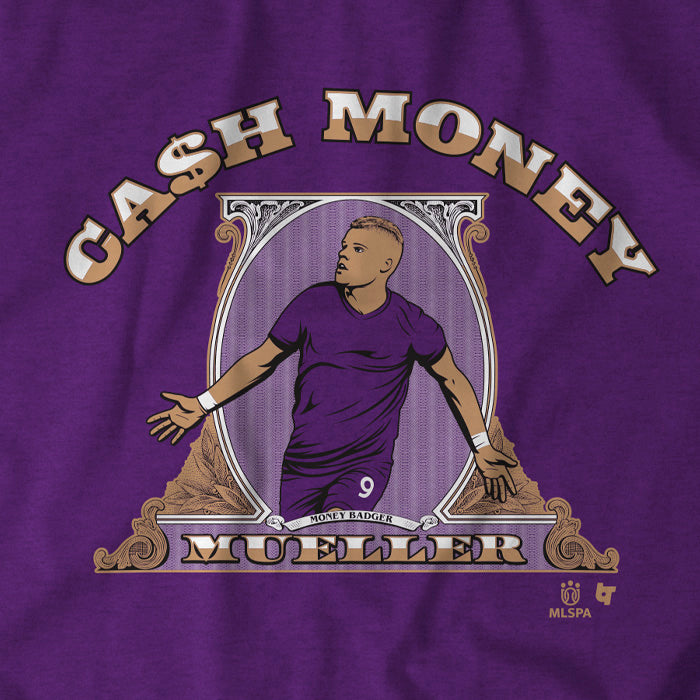 Cash Money Mueller