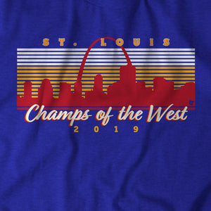 Champs Of The West