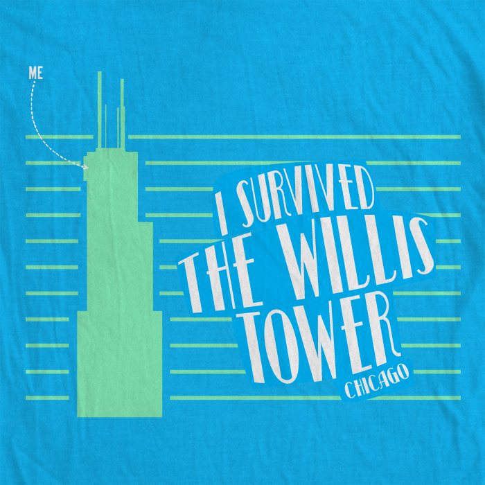 I Survived the Willis Tower - BreakingT