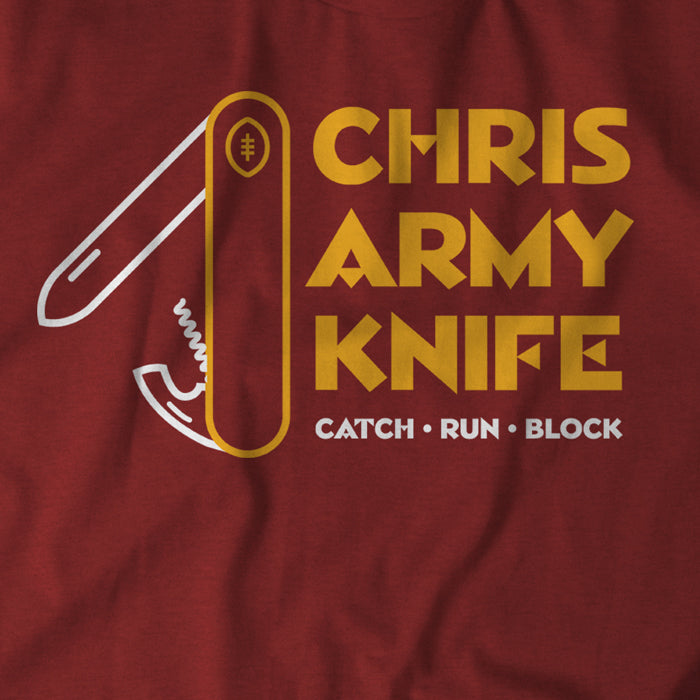 Chris Army Knife