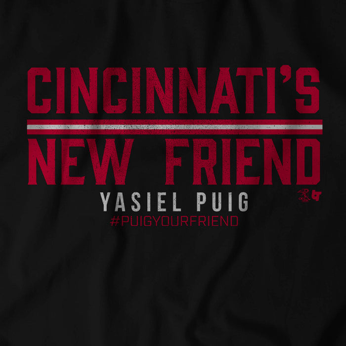 Cincinnati's New Friend