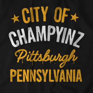 City of Champyinz (Pittsburgh, Pennsylvania)