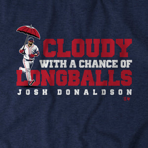 Cloudy With a Chance of Longballs