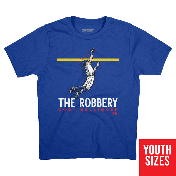 Cody Bellinger: The Robbery