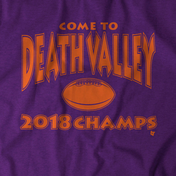 Come To Death Valley