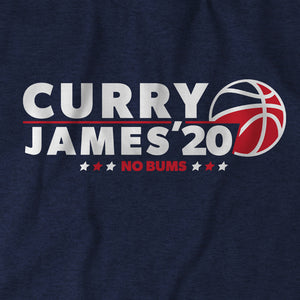 Curry James 2020