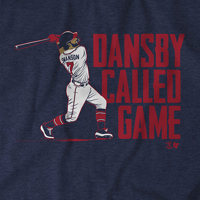 Dansby Called Game