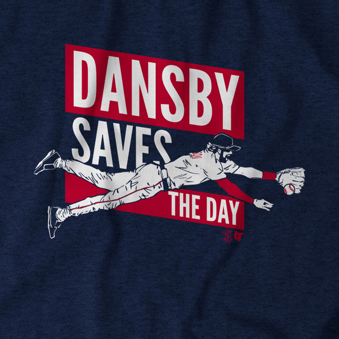 Dansby Saves The Day