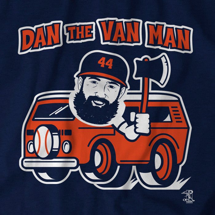 Dan the Van Man - BreakingT
