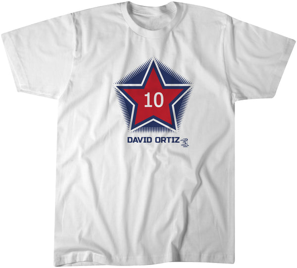 Ortiz: 10-Time All-Star