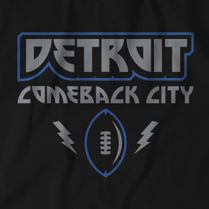 Detroit Comeback City