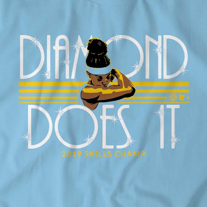 Diamond Does It