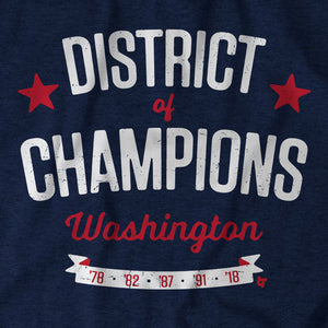 District of Champions