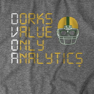 Dorks Value Only Analytics