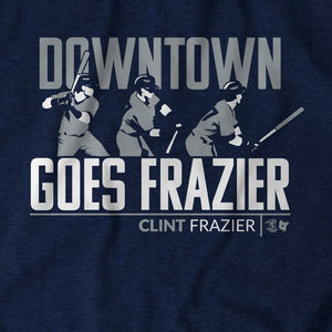 Downtown Goes Frazier!