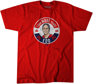 EDD: Four More Years