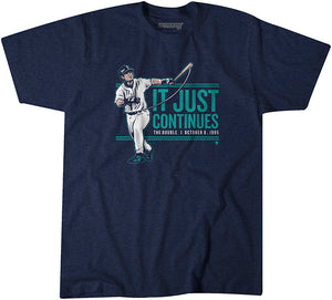 Edgar Martinez: The Double