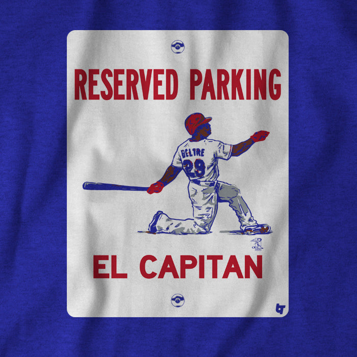 El Capitan Parking