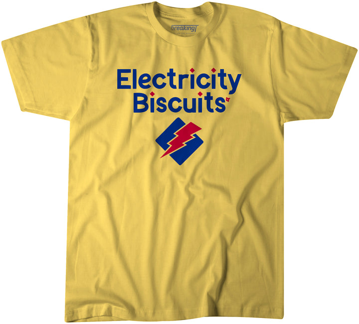 Electricity Biscuits