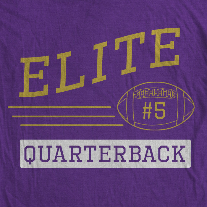 Elite Quarterback - BreakingT