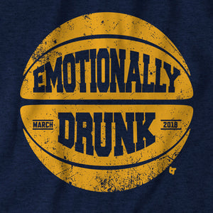 Emotionally Drunk