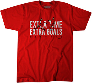 Extra Time, Extra Goals