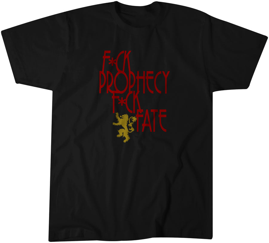 F*ck Prophecy - BreakingT