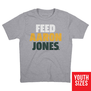 Feed Aaron Jones