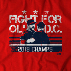 Fight For Ol' D.C. Champs