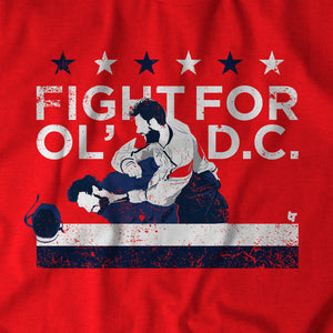 Fight For Old D.C.