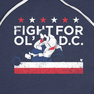Fight For Old D.C. HOODIE