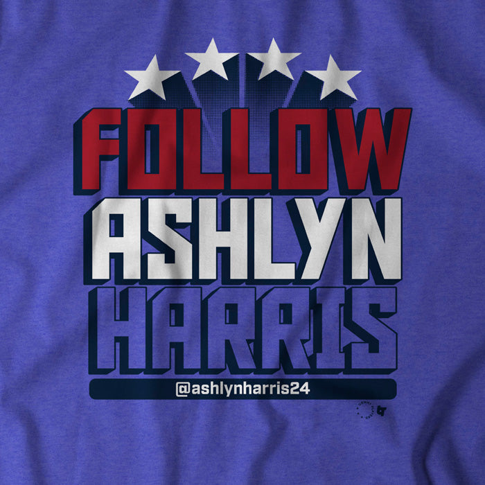 Follow Ashlyn Harris