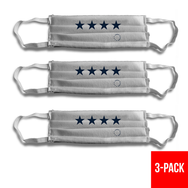 4 Stars Only Mask Pack