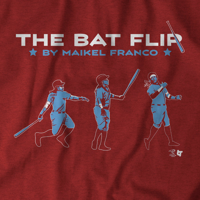 The Franco Bat Flip