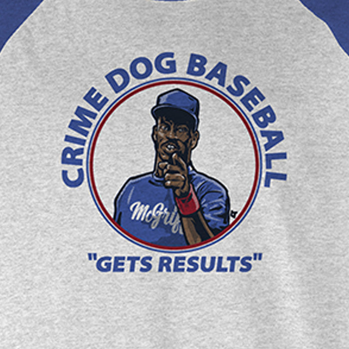 Fred McGriff: Crime Dog Baseball