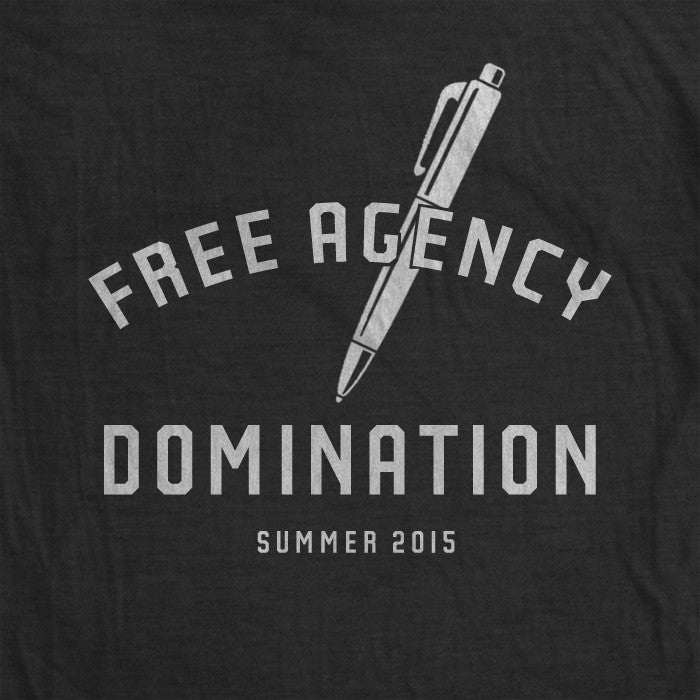 Free Agency Domination