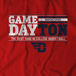 Gameday Dayton
