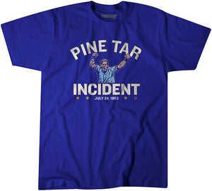 George Brett: Pine Tar Incident
