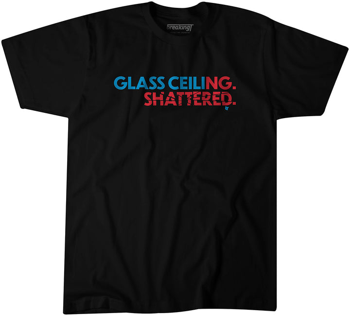 Glass Ceiling Shattered
