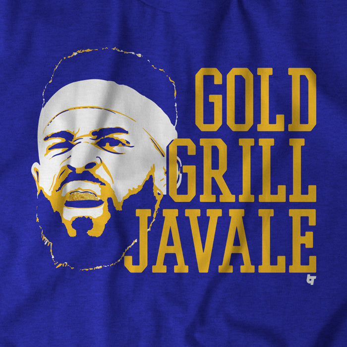 Gold Grill JaVale