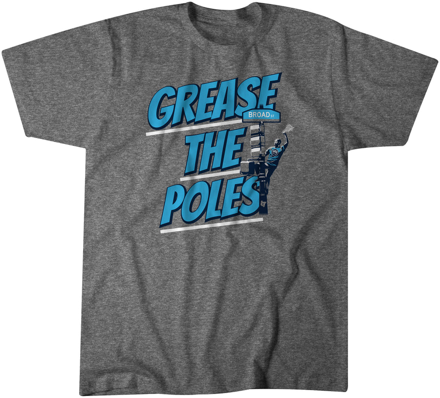 Grease The Poles (Again)