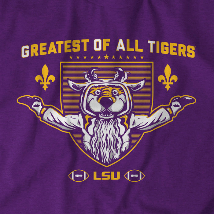 Greatest of All Tigers