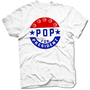 Pop for President - BreakingT
